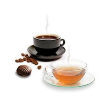 Սուրճ, Թեյ Սպասք