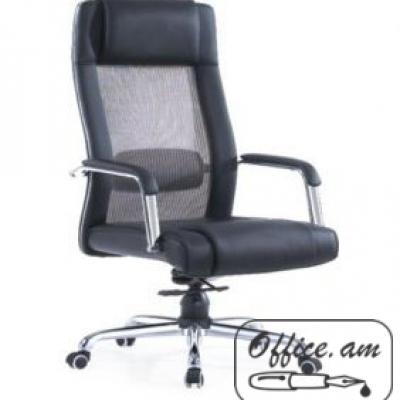 Աթոռ շարժական ոտքերով, ցանցային հենակով A091