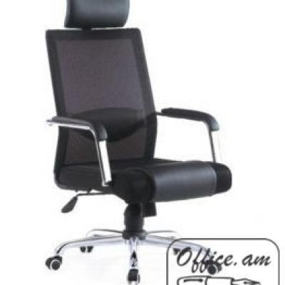 Աթոռ շարժական ոտքերով, ցանցային հենակով A305