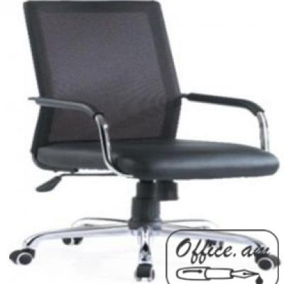 Աթոռ շարժական ոտքերով, ցանցային հենակով B305-1