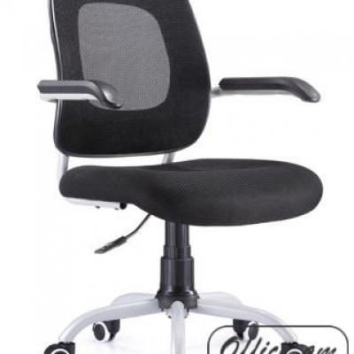 Գրասենյակային աթոռ կտորից, շարժական ոտքերով B 008