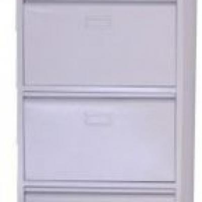 Դարակ թղթապանակների համար, 4 բաժին H132x62.5x46.5