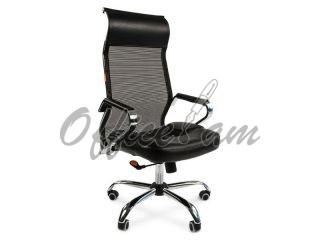Գրասենյակային աթոռ շարժական ոտքերով A 831 ցանցային հենակով