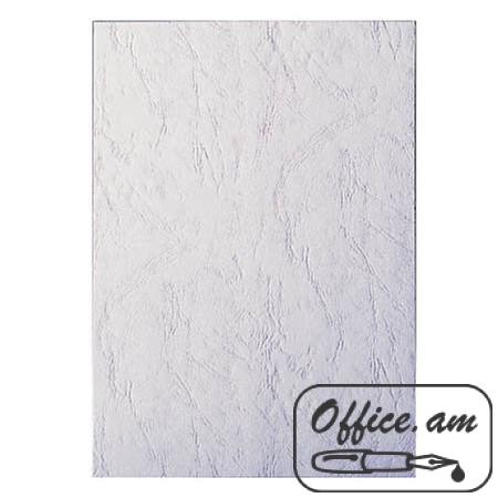 Обложка для переплета А4 230г/м2 белый картон