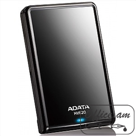 A-DATA 750GB USB3.0 Portable Hard Drive HV620 (2.5
