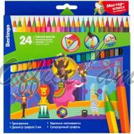 Գունավոր մատիտներ Berlingo