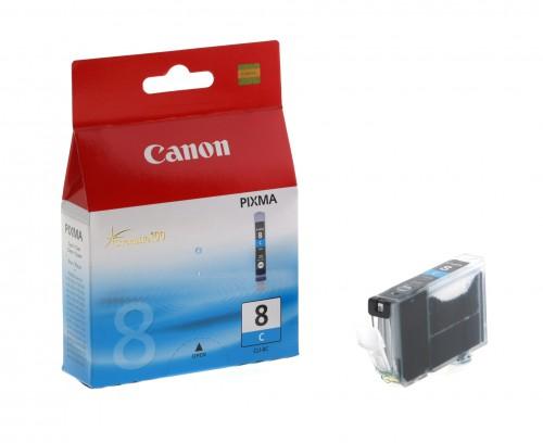 Cartridge Canon CLI-8Y CYAN