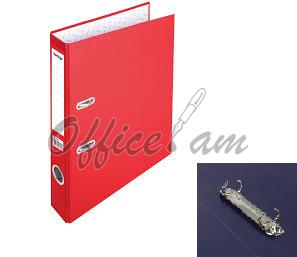 Թղթապանակ երկօղականի Alba Rado, 40մմ, կարմիր