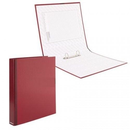 Թղթապանակ երկօղականի Alba Rado, 40մմ, մուգ կարմիր
