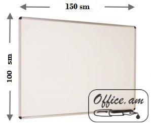 Доска магнитно маркерная 90*150 см