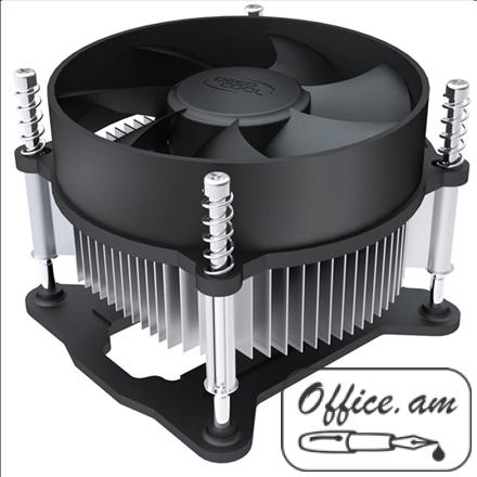 Հովացման սարք Intel, socket 1155, 92mm fan, hydro bearing, 65W