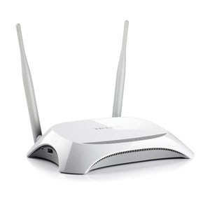 Router TP-Link TL-WR840N, 4-ports, WiFi up to 300Mbps