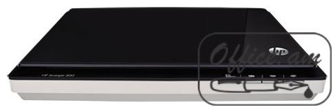 Սկաներ HP ScanJet 300 Flatbed(L2733A)